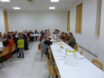 Assemblée Générale du Club le 26 novembre 2011