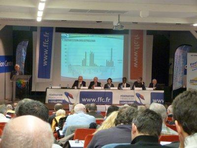 Assemblée Comité Région Centre le 15 janvier 2012