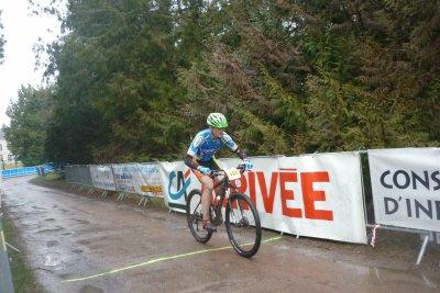 Championnat Départemental VTT le 04 mars à Joué les Tours