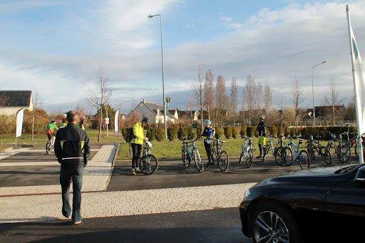 Randonnée La St Avertinoise à St Avertin le 19 mars 2012