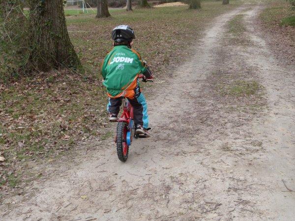 Entrainement Ecole de Vélo du 04 avril 2012
