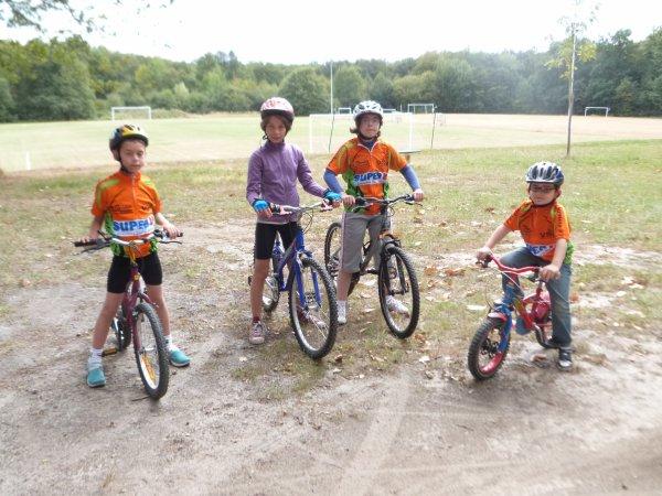 Reprise D' Entrainement Ecole de Vélo