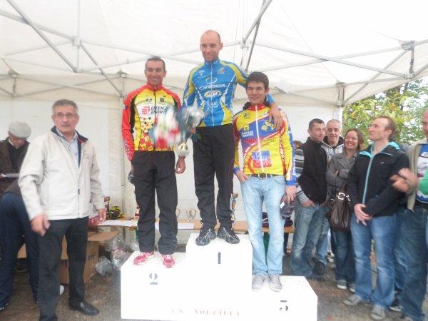 Compétition Nouzilly VTT et Chrono le 06 octobre 2012