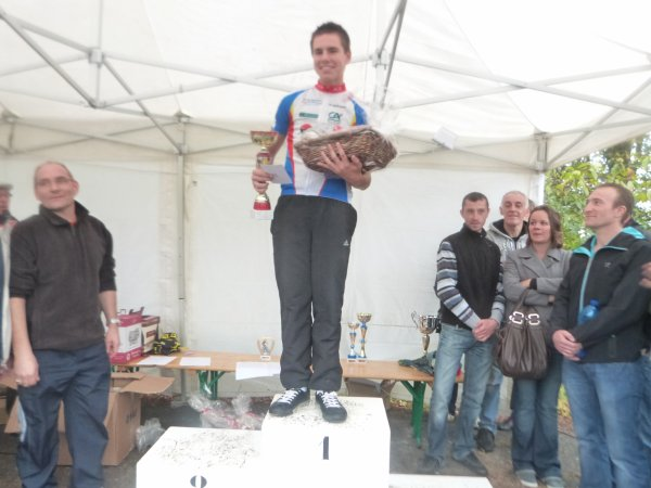 Récompenses Challenge d'Indre et Loire 2012