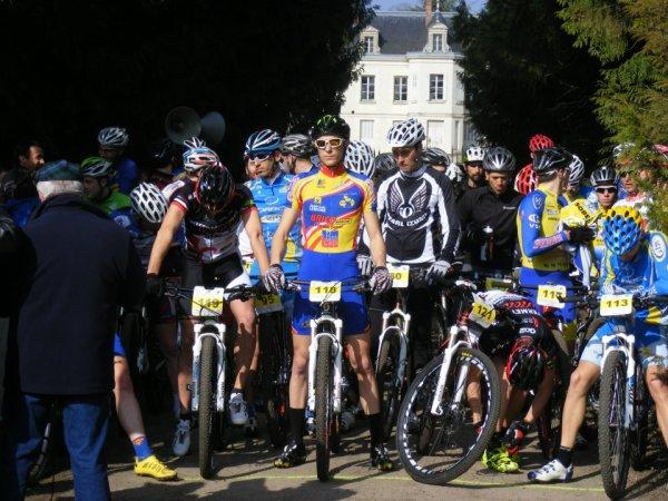 Compétition VTT FFC 37 à Joué les Tours le 03 mars 2013
