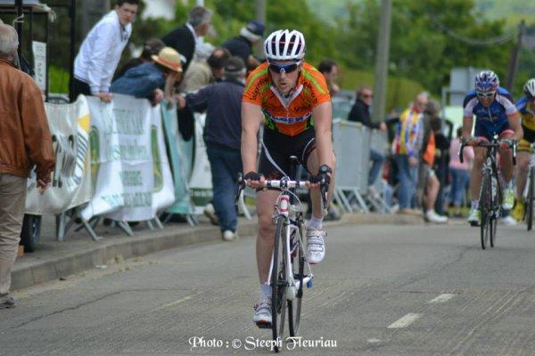 Championnat Régional FFC Route à Cloyes sur Loir le 02 juin 2013