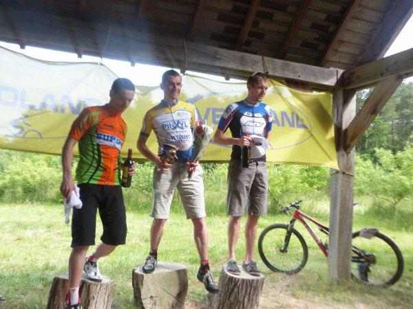 Compétition VTT FFC à Louestault le 16 juin 2013