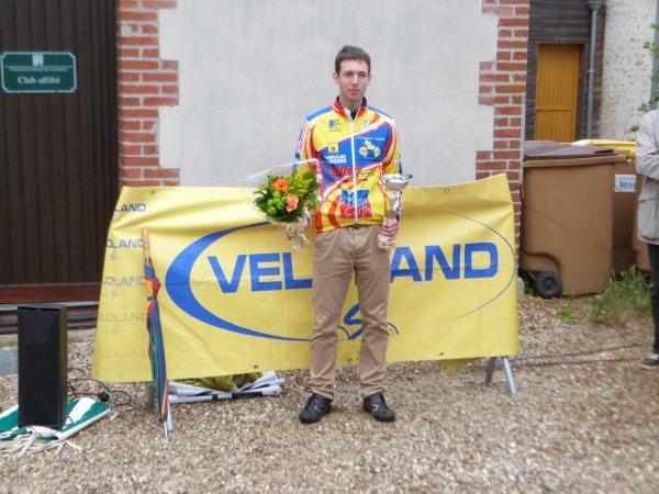 Compétition VTT FFC à Ballan le 23 juin 2013