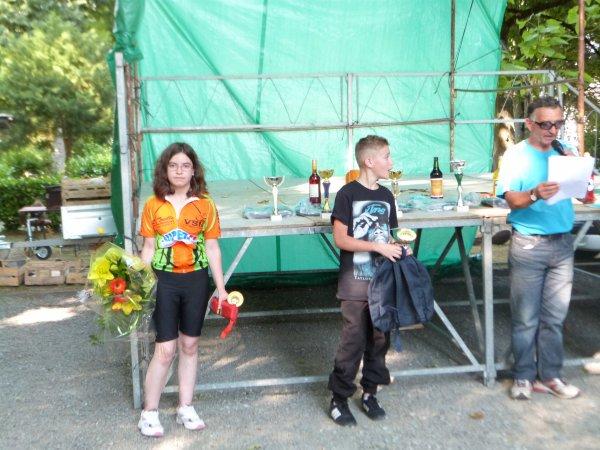 Prix de Perrusson UFOLEP 37 le 06 juillet 2013