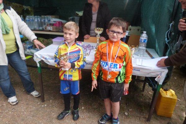 Compétition VTT FFC 3 Heures de Loches le 15 septembre 2013