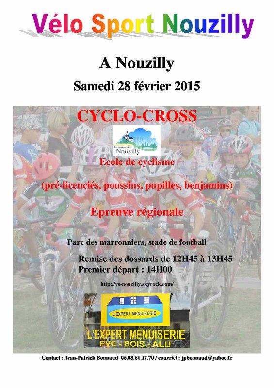 Championnat ecole de cyclisme