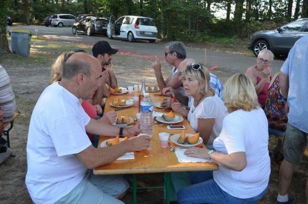 Soirée paella le 27 juin