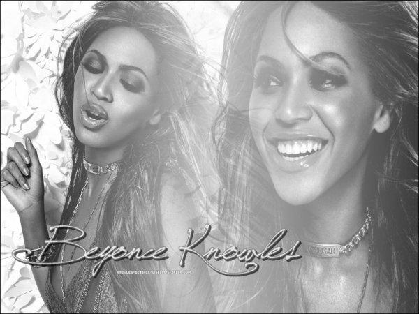 .  Bienvenue sur Knowles-Beyonce-Giselle, ta source sur toute l'actu' de Beyoncé !   .