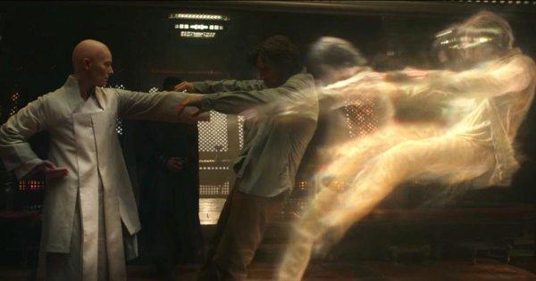 Doctor Strange  (no spoil!)