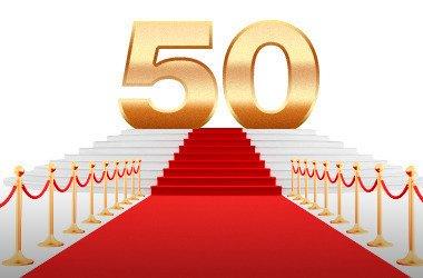 Vos questions pour fêter les 50 fans : MERCI