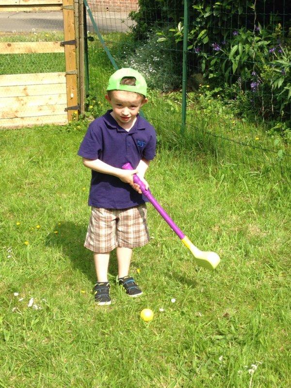 Future golfeur