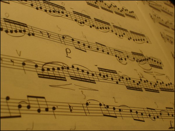 La musique!