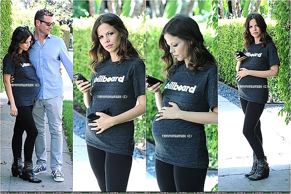 Le 31/05/13: Tammin Sursok était dans les rue de LA avec son Boyfriend Sean McEwen