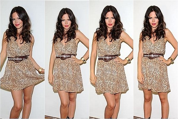 Découvrez un shoot de Tammin pour Kardashian Kollection