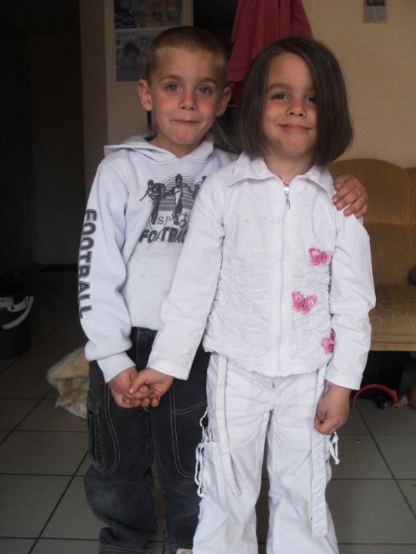 mes jumeaux