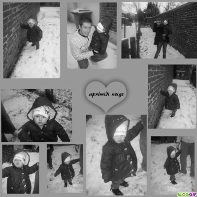♥♥aprémidi neige♥♥