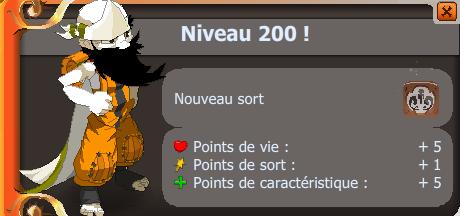 Deuxième perso 200!!!