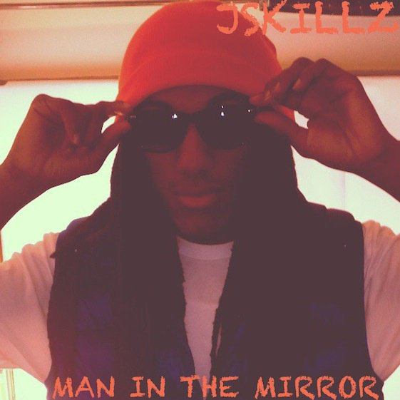 UPDATED MAN IN THE MIRROR EP COVER
