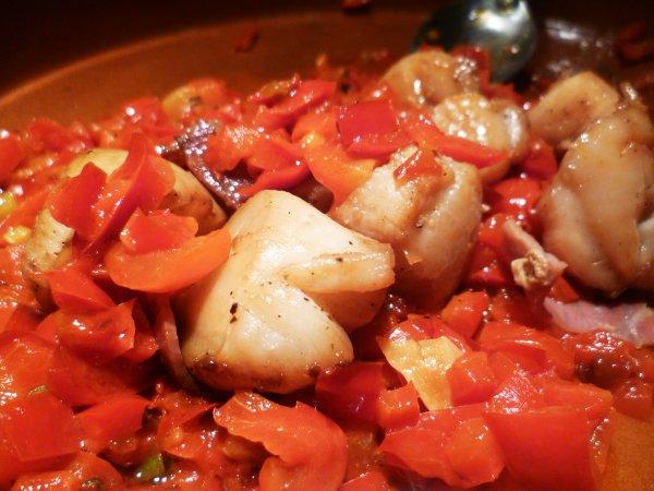 Petites photo de mon repas d'anniversaire et recette du Cuajada aux framboises et coulis de framboise
