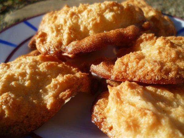 Croustilles-moelleux Coco à ma Façon :)