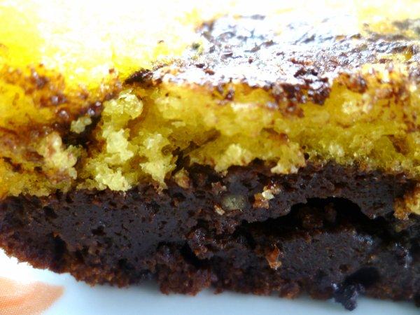 Brownies amélioré (ou le meilleur brownies jamais mangé!)