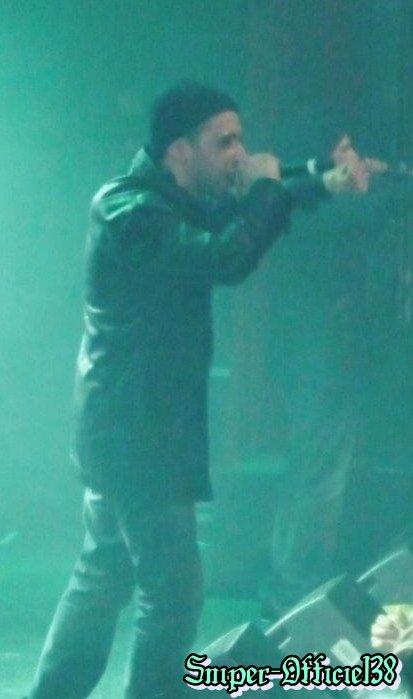 photo du concert sniper