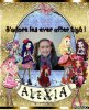 ever after high  et alexia