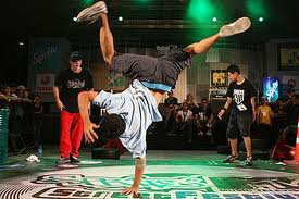 Breakdancebattel