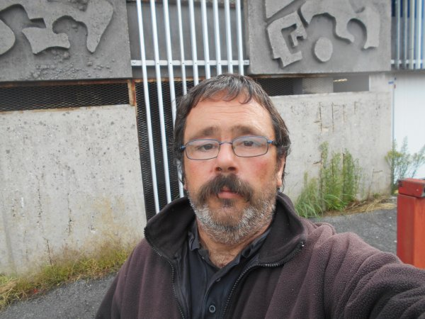 Une petit photo de moi à Creil, fait le mardi 15 août 2017 ( au quartier du Moulin )
