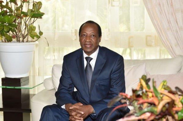 Blaise Compaoré jugé par contumace au Burkina Faso