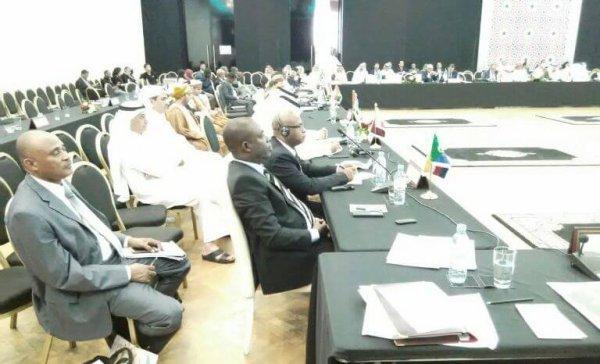 S. A. Chayhane, ministre des Finances, face aux bailleurs de fonds arabes : «Nous sollicitons votre appui financier et moral pour accompagner notre économie»