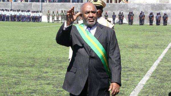 Interview exclusive d'Azali Assoumani, Président de l'Union des Comores