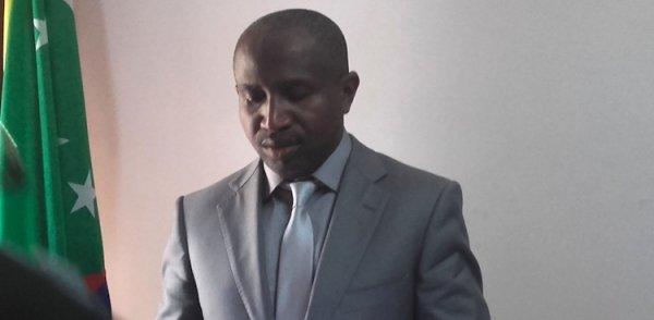 Union des Comores-Chine : Le vice-ministre chinois des Affaires étrangères en visite à Moroni