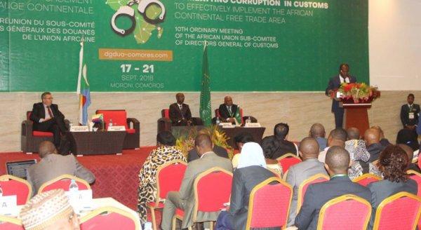 Zone de libre-échange continentale en Afrique : Démarrage des travaux technique à Moroni