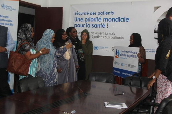 Sécurité des patients I Première journée mondiale de la sécurité des patients