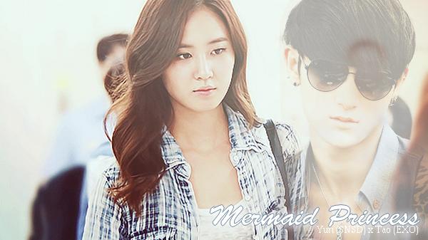 OS : Others Pairing : Mermaid Princess [Yuri x Tao] - Fait par Perfect-Angels-T-ara