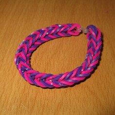 bracelets élastiques:)