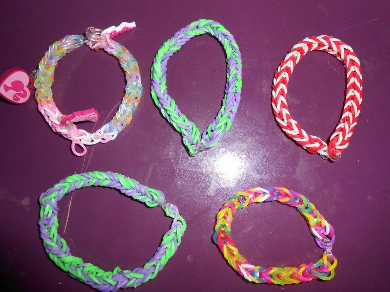 j'adore ces bracelets:):)