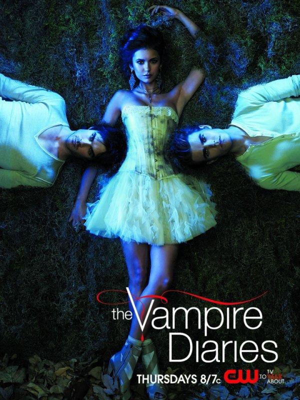 THE VAMPIRE DIARIES. Saison 2!