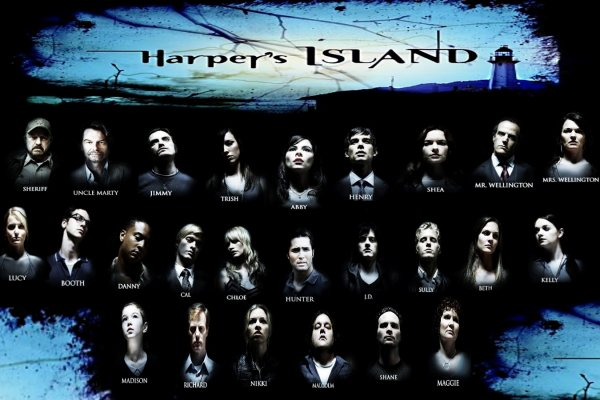 One by One, Harper's island ♥