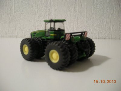 Tracteur John Deere 9639