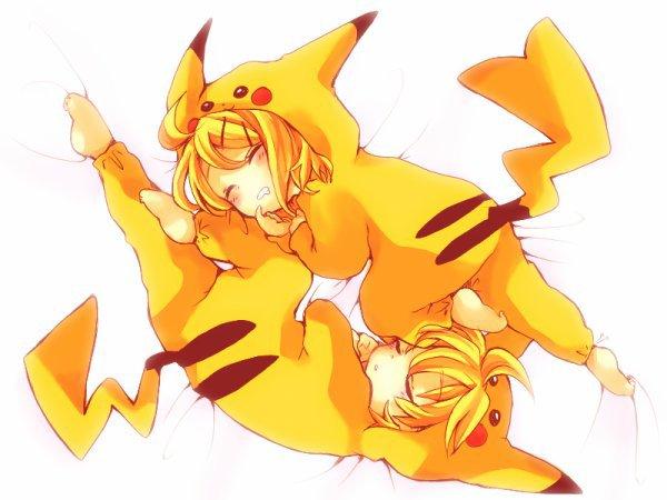 Image en vrac 7 (Spéciale Rin et Len Kagamine)