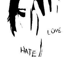 ¿El odio o el amor?
