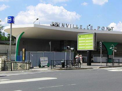 Gare de Joinville-Le-Pont