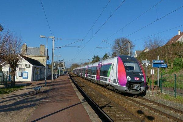 Z50000 Méry-Sur-Oise